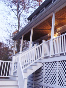 Deck Construction & planning MA